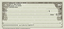 Security Classic Personal Checks