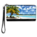 Tropical Paradise Large Wristlet Purse