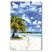 Tropical Paradise Soft-Touch Paperbound Journal