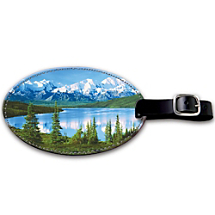 Our Exclusive Scenic Travel Tags are Sure to Stand Out in a Crowd!