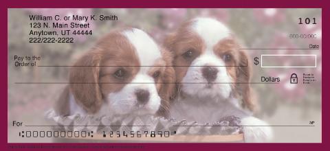 Puppy Pals Personal Checks