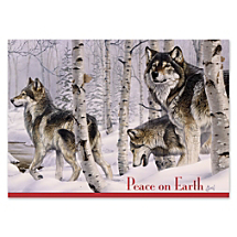 Send a Majestic Season's Greetings With The Help of Wildlife Artist Al Agnew