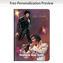 You Can't Help Falling in Love with a Notebook Featuring Eye-catching Elvis Presley® Artwork