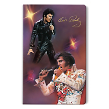 Keep Memories of The King® Alive with this Captivating Notebook