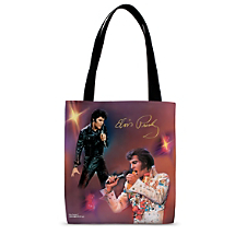 Get Two Times The King of Rock and Roll™  in One Amazing Carryall!