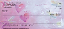 Love Bugs Personal Checks