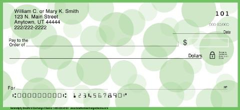 Serendipity Personal Checks