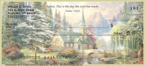 Thomas Kinkade's Faith for all Seasons