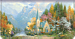 Kinkade's Faith for All Seasons Checkbook Cover