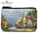 Thomas Kinkade Faith for all Seasons Coin Purse