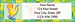 Happy Hour Return Address Label