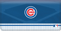 (R)Chicago Cubs(R) Checkbook Cover