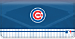 Chicago Cubs™ MLB® Checkbook Cover