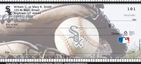 Chicago White Sox - Personal Checks