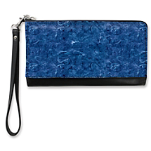 This Cool Blue Design is More Than Just a Pretty Facade, It's a Fashion Savvy Accessory
