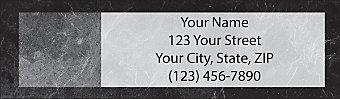 Imperial Return Address Label