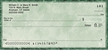 Wall Street Personal Checks