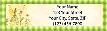 Garden Graces Address Labels