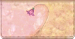 Heartfelt Expressions Checkbook Cover