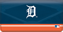 Detroit Tigers - Checkbook Cover