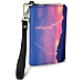 Lightning Strikes Small Wristlet Purse