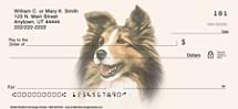 Sheltie Personal Checks