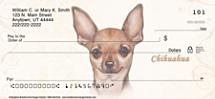 Chihuahua Personal Checks