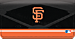 San Francisco Giants™ MLB® Checkbook Cover