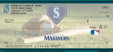 Seattle Mariners - Personal Checks