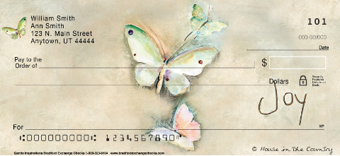 Gentle Inspirations Personal Checks