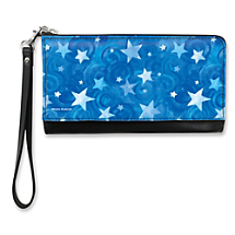 Start a Sizzling Trend with this Star Studded Wristlet