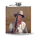 John Wayne: An American Legend Flask