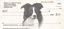 Border Collie Personal Checks