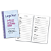 Large Print Address, Email & Password Organizer