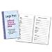 Large Print Address, Email & Password Organizer