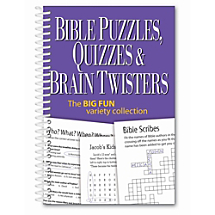 Test Your Bible Knowledge and Quiz Family and Friends with the BIG FUN Variety