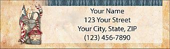 American Heartland Return Address Label