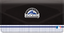Colorado Rockies - Checkbook Cover