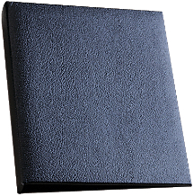 Black Home Desk Binder