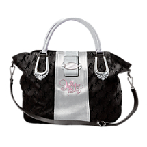 Breast Cancer Awareness The Ribbon of Hope Handbag