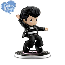 Precious Moments Elvis Jailhouse Rock Figurine