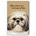 Faithful Friends - Shih Tzu Soft-Touch Paperbound Journal