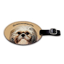 Precious Pooch Bag Tags are Sure to Make Fellow Pet-Loving Travelers Envious