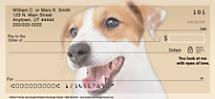Faithful Friends - Jack Russell Terrier Personal Checks