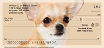 Faithful Friends - Chihuahua Personal Checks