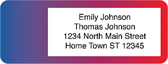 Spectrum Return Address Label