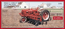 Farmall Personal Checks