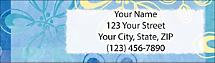 Challis & Roos Island Cool Address Labels