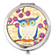 Challis and Roos Awesome Owls Compact