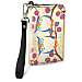 Challis and Roos Awesome Owls Small Wristlet Purse